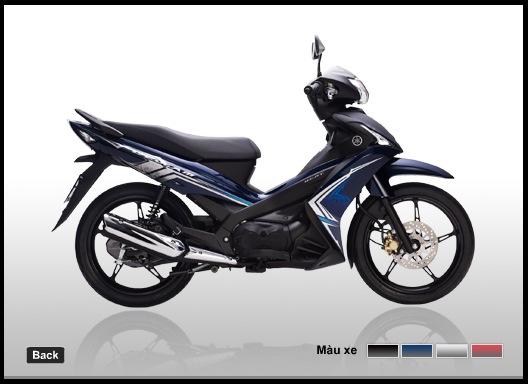 Amazing Motorcycle: Interesting Automatic Cub Yamaha Lexam