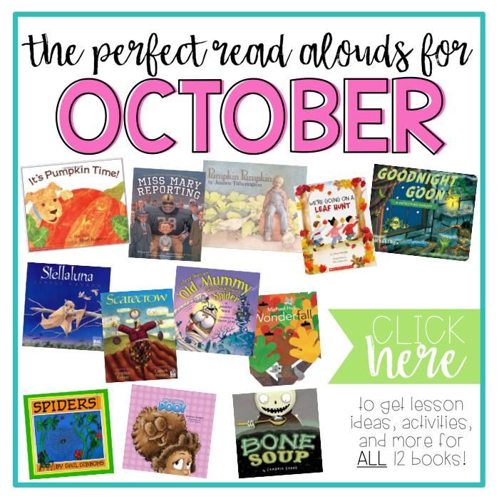 Pumpkin Pumpkin and other October Books Teachers Love - Mrs Plemons