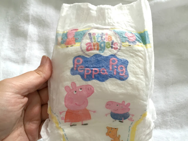 Asda Little Angels First Pants Peppa Pig Nappies