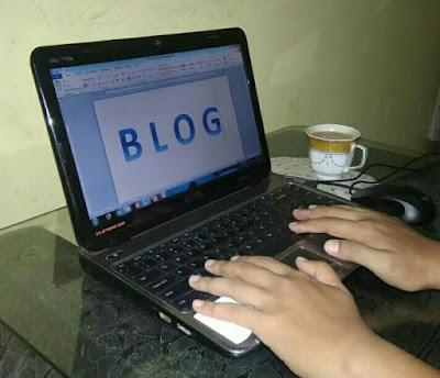 Menggunakan Gambar Dari Google, Desain Sendiri, Atau Foto Hasil Sendiri di Dalam Blog