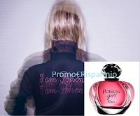 Logo Campione omaggio fragranza Poison Girl di Dior
