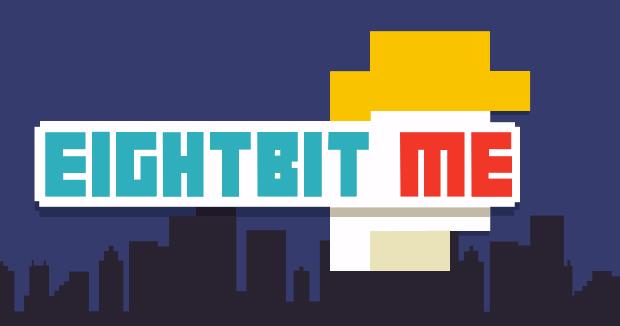 8 Bit Logo Maker