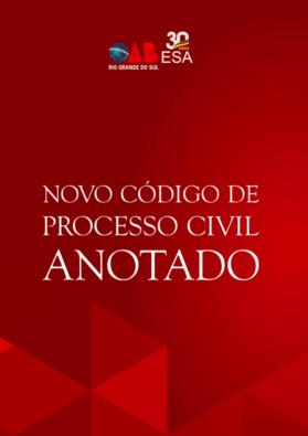 DOWNLOAD NOVO CÓDIGO DE PROCESSO CIVIL 2016 ANOTADO