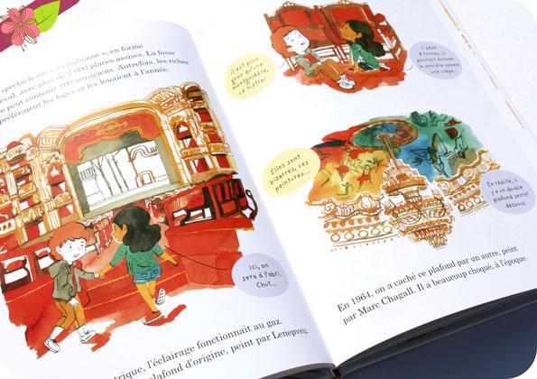 Igor et Souky à l'Opéra de Sigrid Baffert et de Sandrine Bonini - Les éditions des éléphants