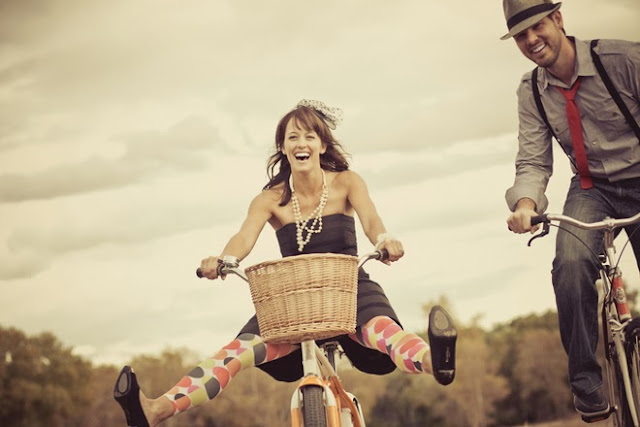 Fotos divertidas ensaio de casal