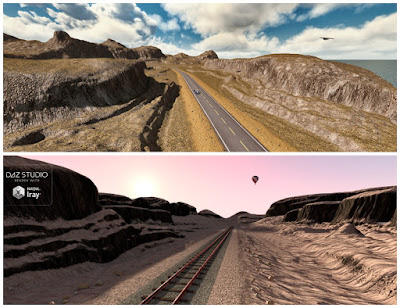 Road 'n' Rails for TerraDome 3