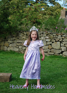 http://heavenlyhandmades.blogspot.co.uk/2012/08/rapunzeltangled-dress-up-costume.html