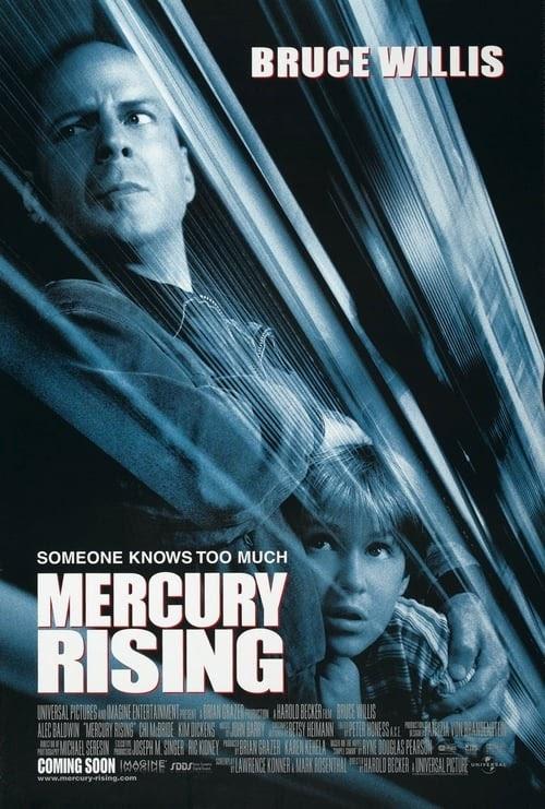 Ver Mercury Rising Al Rojo Vivo 1998 Online Audio Latino Pelicula Completa