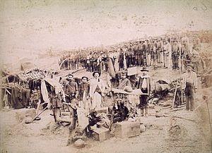 Guerra de Canudos em 1897