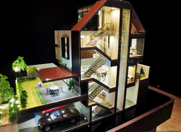 Victoria Park Villas Design
