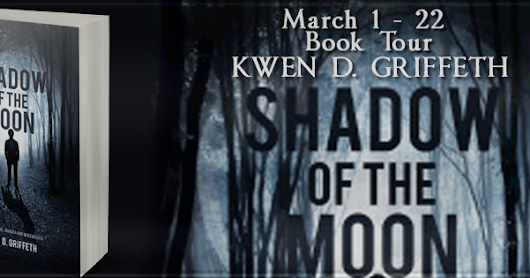 SPOTLIGHT w/INTERVIEW - Shadow of the Moon (Shadow Series, #1) by Kwen D Griffeth