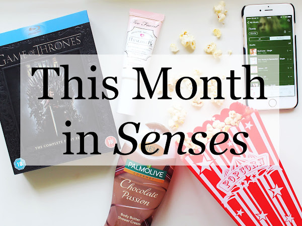 This Month in Senses: April 2016