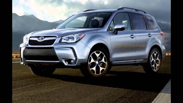 Nueva SUV Subaru Forester