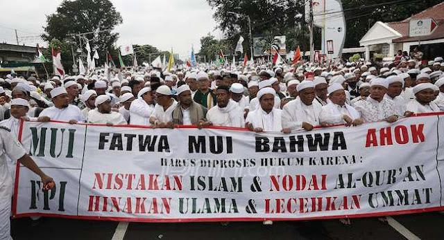 FPI Khawatir Kedekatan Ahok dan Jokowi Kalahkan Hukum dan Fatwa MUI