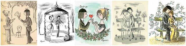 dessins-de-raymond-peynet-sur-ses-amoureux