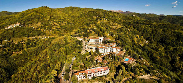 Tuscany resort