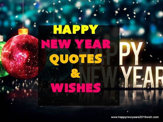 Happy New Year Wishes for Family 2019 Quotes  & Messages