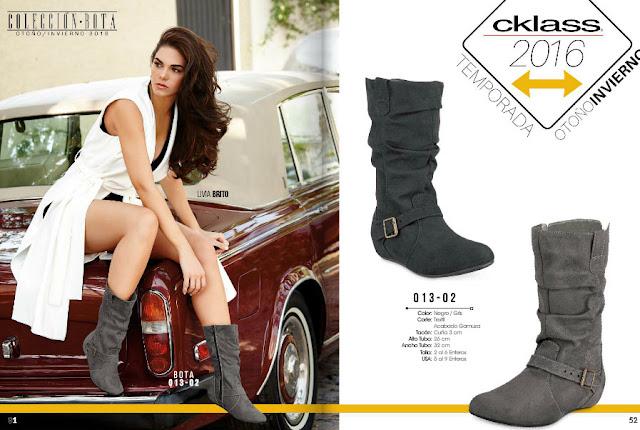 botas damas