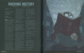 Hacking History by Nick Cross