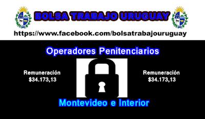 Operadores Penitenciarios