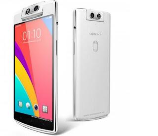 Smartphone Oppo N3, Smartphone Selfie 16 MP Terbaik yang Wajib Anda Miliki