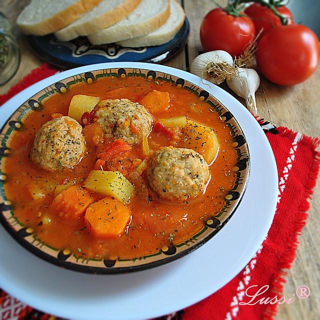 Кюфтета по Чирпански / Chirpan-Style Meatballs