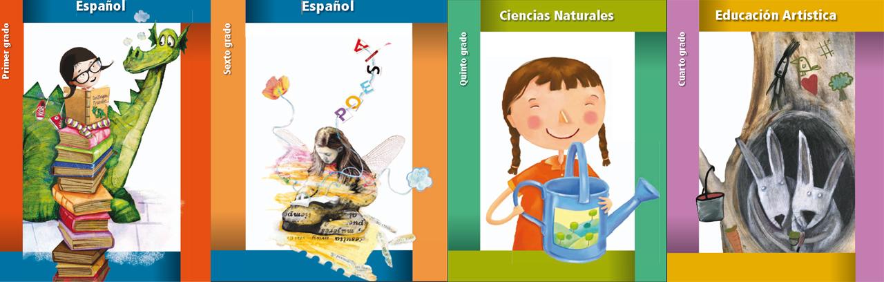 Libros para primaria SEP 2011-2012 | Diario Educación