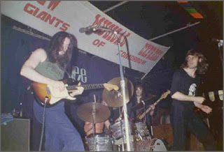 Beggar's Opera at The Marquee club, 1973.