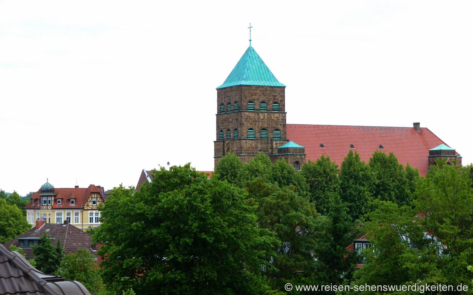 Sehenswürdigkeiten Münster, Erphokirche in Münster
