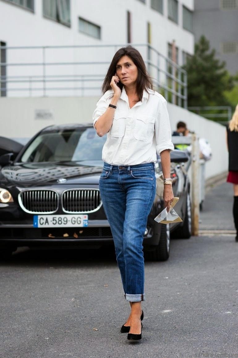 Emmanuelle Alt Style Du Monde: Style Crush: Emmanuelle Alt, But Will It Work For Me
