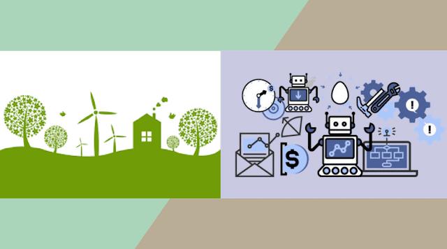 A filosofia de vida irá mudar com á chegada da Automação e Sustentabilidade na Sociedade.