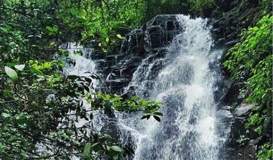 Curug Kliyer Desa Kembang Langit Kecamatan Blado Kabupaten Batang