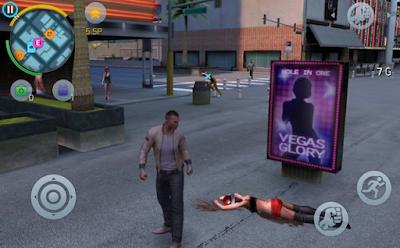 Gangstar Vegas v2.0.1b Mod Apk Data Obb Terbaru (Mega MOD)