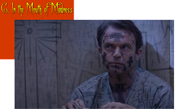 In the Mouth of Madness 1994 John Carpenter movie