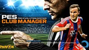 PES CLUB MANAGER APK 1.3.5