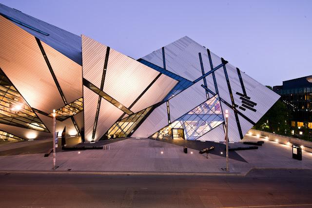 Ingresso para o Museu Real de Ontário