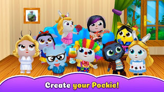 Download Pockieland – Animal Society Apk v0.12.0 Mod Unlimited Money Terbaru