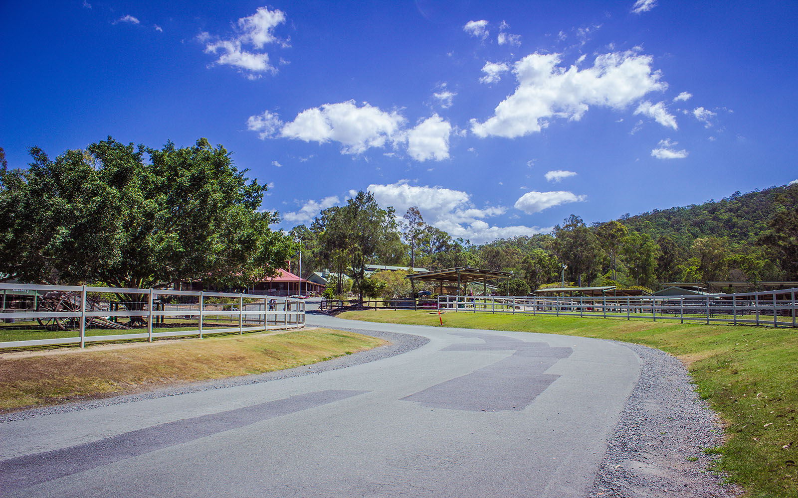 Paradise country farm Brisbane Australia