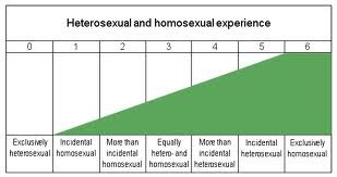 all of which exist on the heterosexual— homosexual continuum