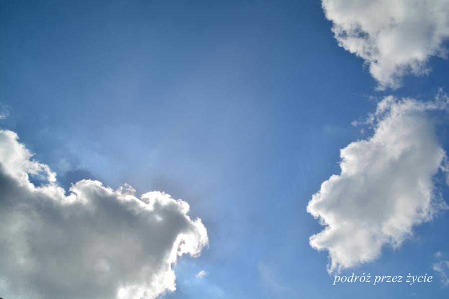podróż przez życie, niebo