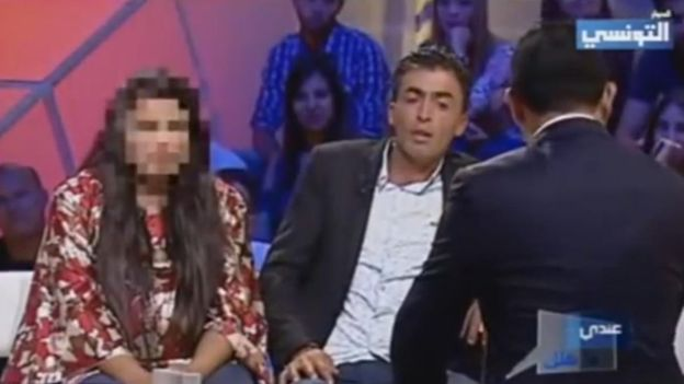 Shocking! Tunisian TV Host Shames Rape Victim And Tells Her To Marry Her Attackers!