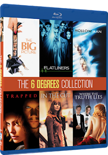 Blu-ray Review: The 6 Degrees Collection (Kevin Bacon)