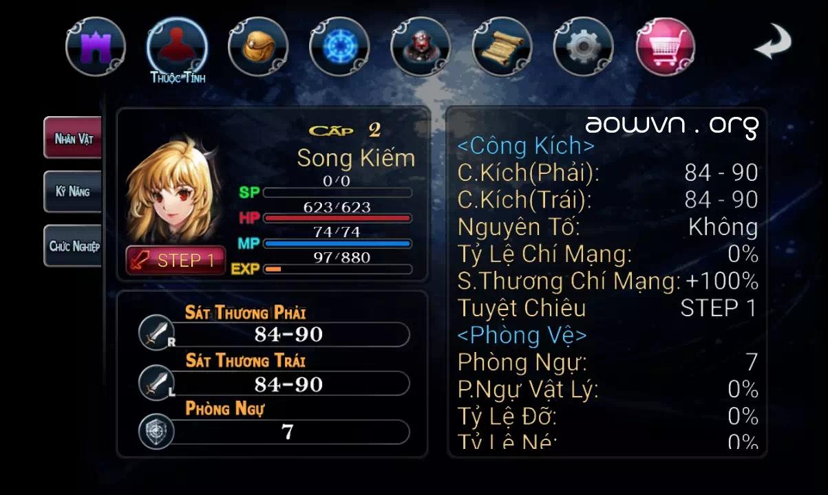 aowvn vien da sinh menh%2B%25281%2529 - [ Game RPG ] Viên Đá Sinh Mệnh - Stone of Life | Việt Hoá Tiếng Việt cho Android