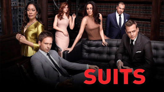 Series #5! Suits!