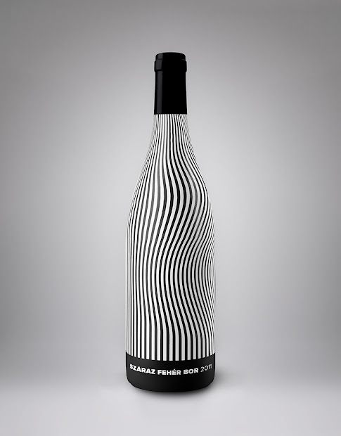 Hrsz. 737 Wine Label Concept Packaging Of World - Creative Package Design