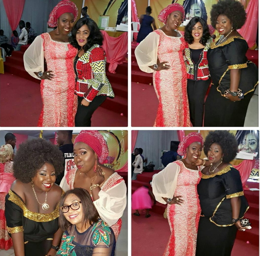 Nollywood Stars At Gloria Anozie Young S 50th Birthday