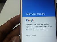 Remove FRP Asus Zenfone GO X014D 100% Sukses