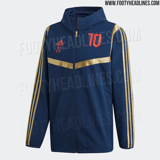 Stunning Adidas Predator Zinedine Zidane 2019 Jersey