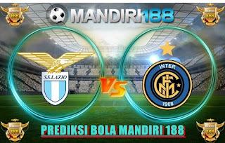 AGEN BOLA - Prediksi Lazio vs Inter Milan 22 Mei 2017