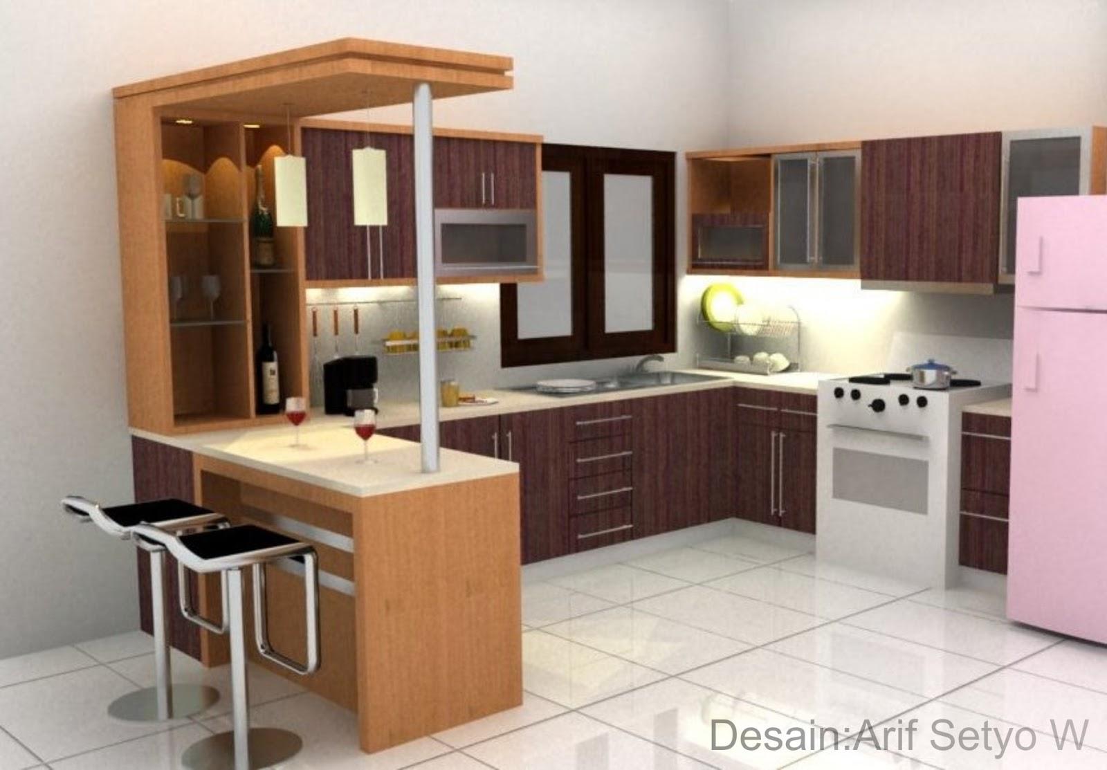 7700 Koleksi Foto Desain Dapur Ukuran 2X4 HD Untuk Di Contoh